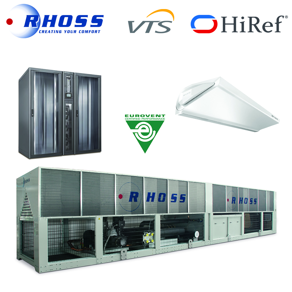 HVAC, RHOSS, HIREF, VTS